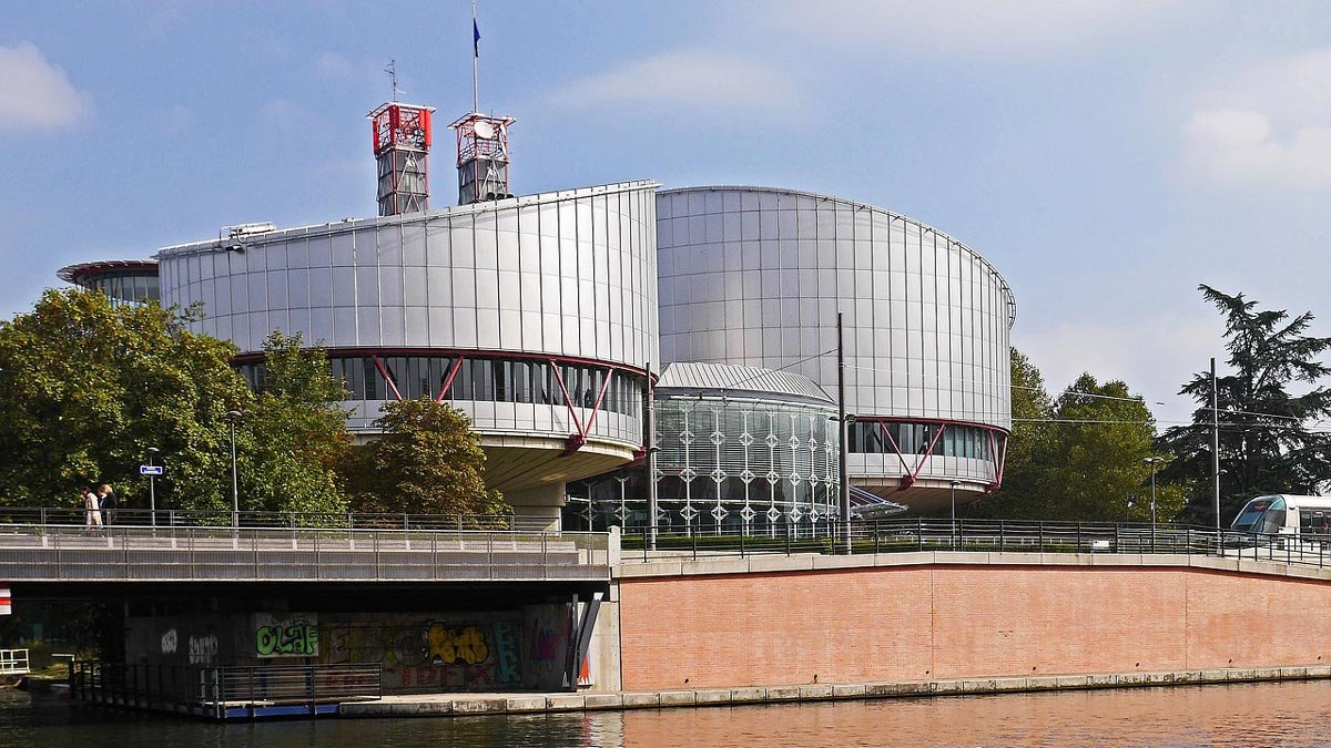 The European Court of Human Rights in Strasbourg. Photo: Pixabay.