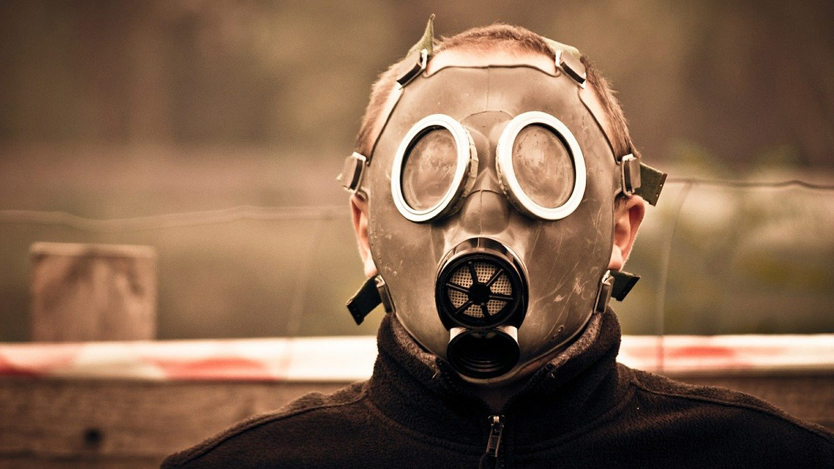 Mask-gas-war-virus-plague-epidemic