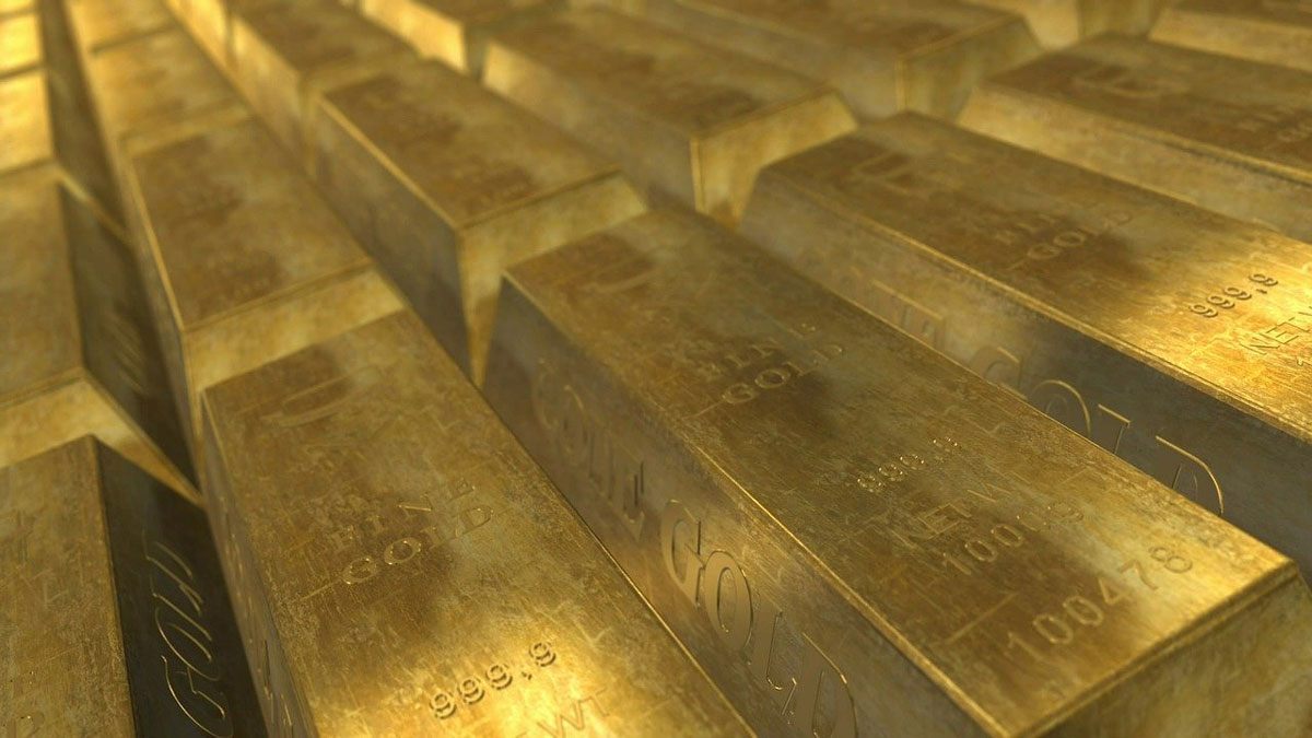 Gold price hits record high