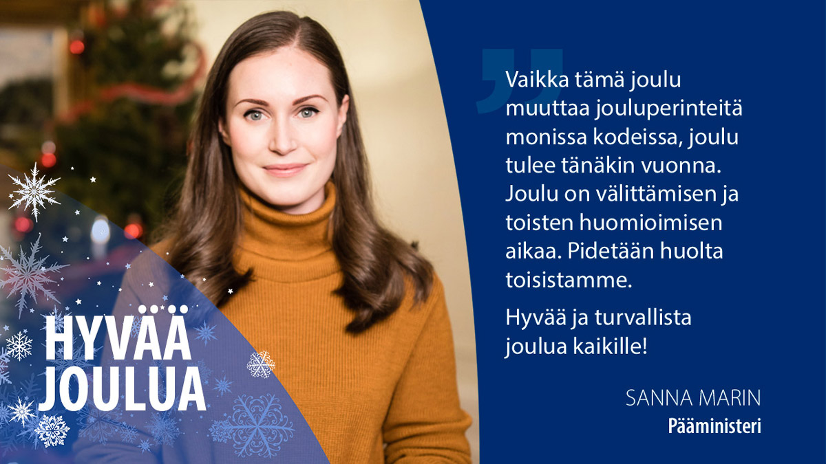 Sanna-Marin-Christmas-speech-message-by-Government